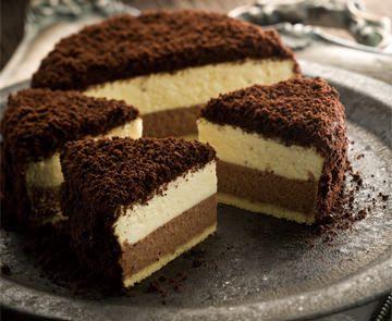 ショコラドゥーブル : チーズケーキの通販、お取り寄せならLeTAO | 小樽洋菓子舗ルタオ