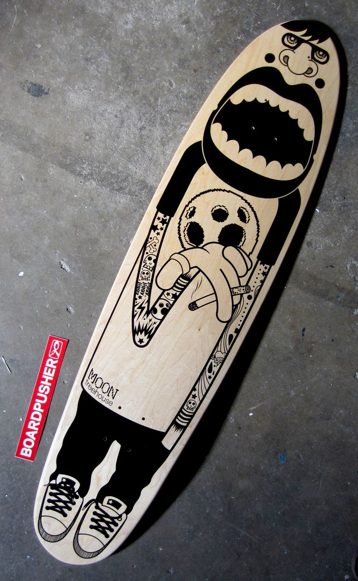 Best Reuse By Glimling Images On Pinterest - Self taught woodworker turning old skateboards awesome sculptures
