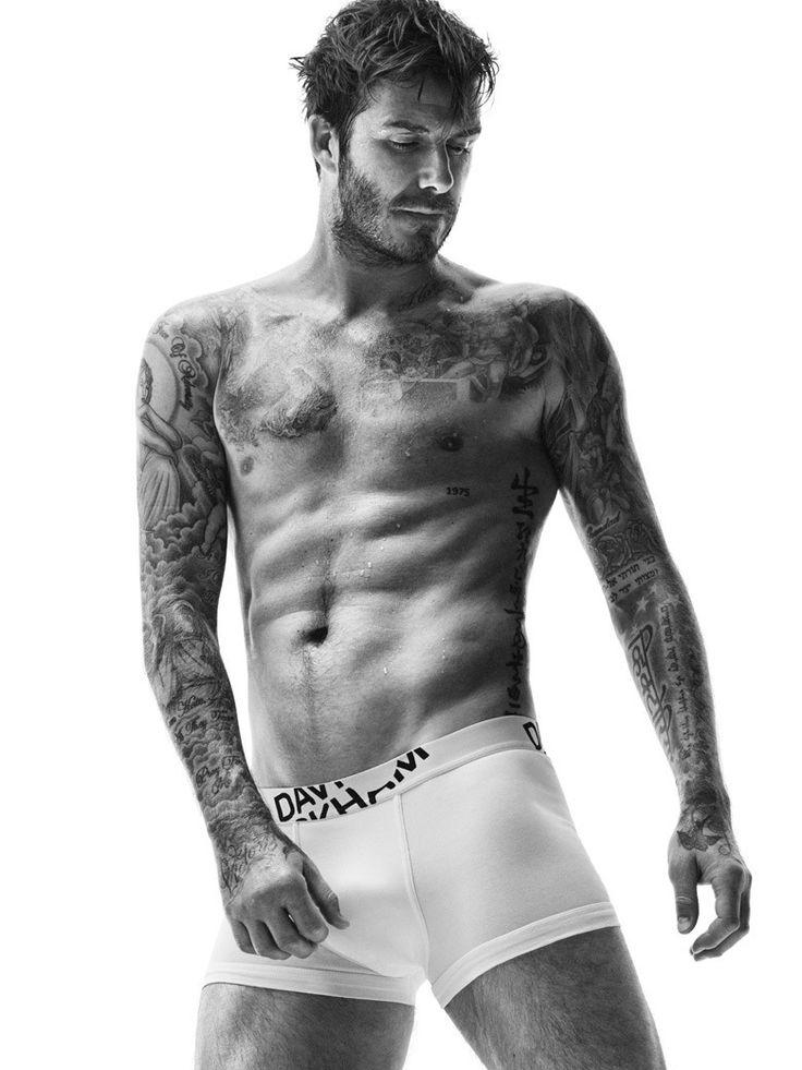 David Beckham pour HM - David Beckham, ses caleçons, ses abdos : le retour - ;-)