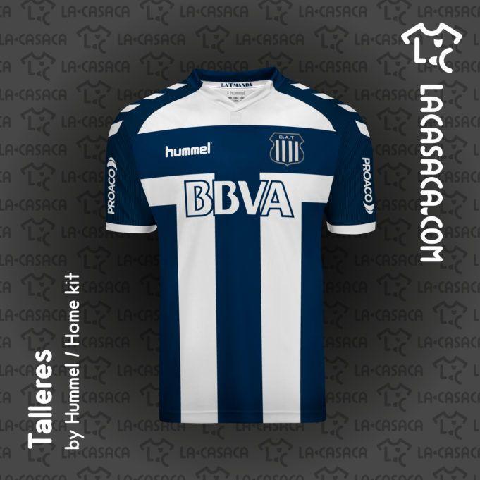 Superliga Argentina By Hummel La Casaca Camisetas Deportivas Camisetas De Fútbol Uniformes De Futbol