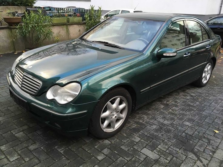 C220 CDI Mercedes Elegance W203 C Klasse Automatik