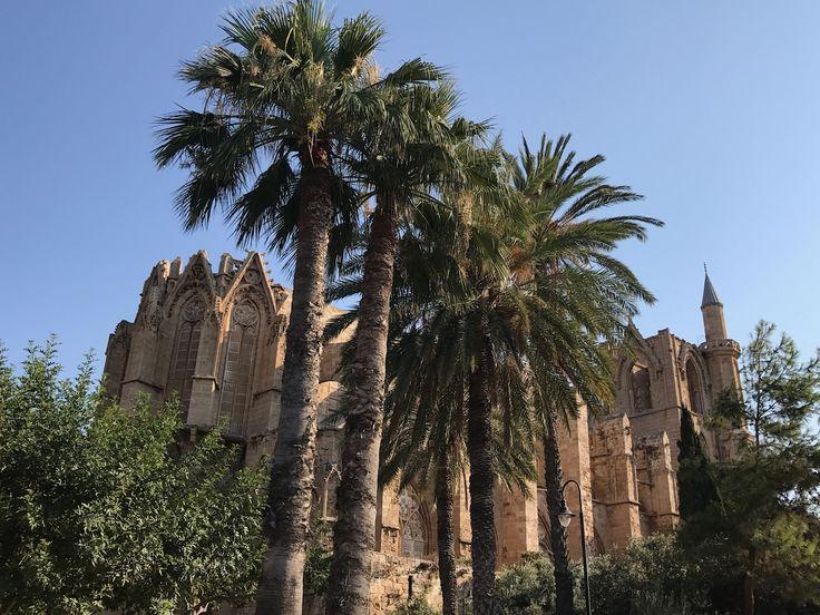 Lala Mustafa pasa mecset, Famagusta, Ciprus