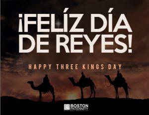 Happy Three Kings Day! ¡Felíz día  de Reyes! #latina #latino #pride #3kingsday