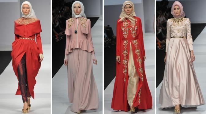 Jakarta Fashion Week 2015: Dian Pelangi,Etu,Norma Hauri,Nur Zahra - Liputan6.com
