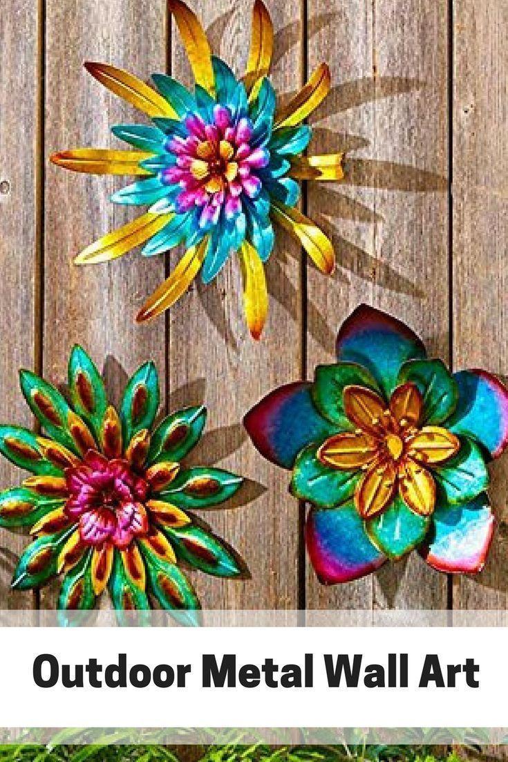 Best 25 Outdoor Wall Art Ideas On Pinterest Diy Exterior Wall Art Patio Wall Decor And
