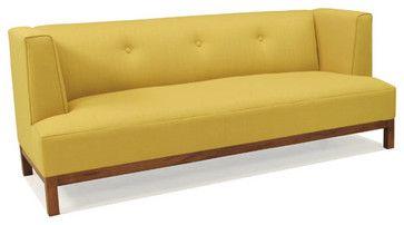 Lamare Sofa - modern - Sofas - Dania Furniture