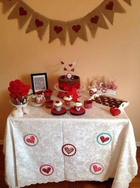 ScrapBi: Dia dos Namorados - Festinha da Aline Bueno