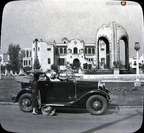 Col. Condesa, 1920.