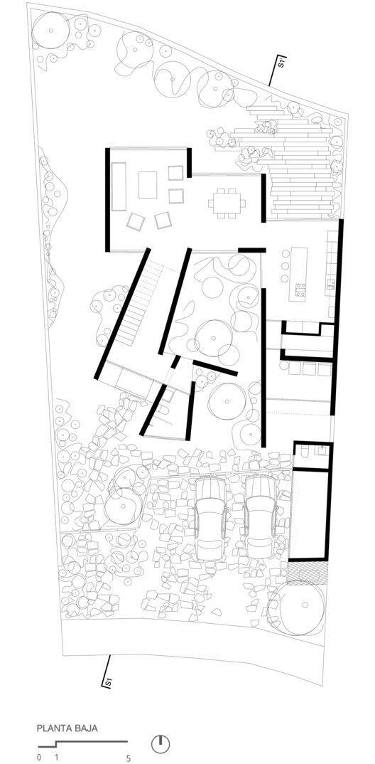 Las 25 mejores ideas sobre bocetos arquitect nicos en for Ejes arquitectonicos