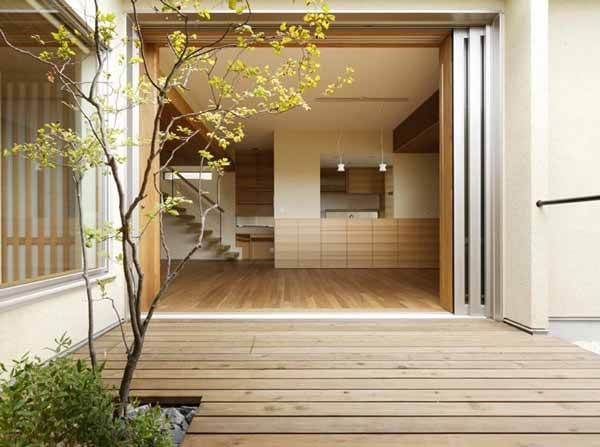 Minimalist Japanese House Design 2