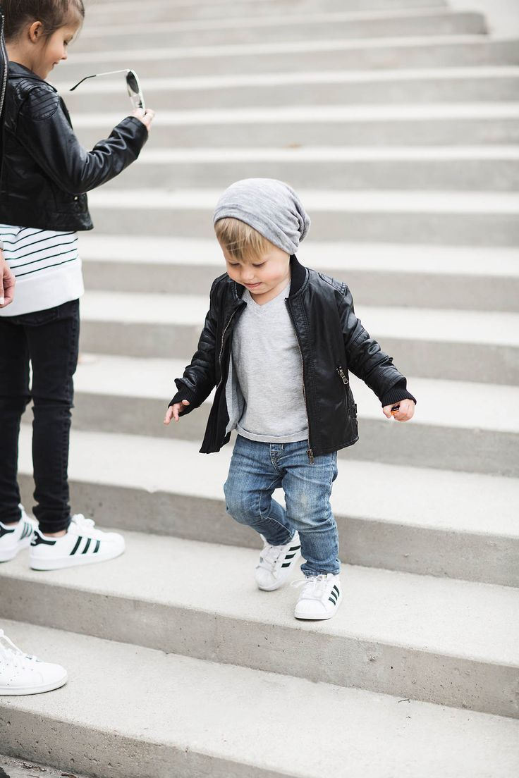 Family Leather Hello Fashion Kids Leather Jackets Boy Outfits Toddler Winter Fashion [ 1104 x 736 Pixel ]
