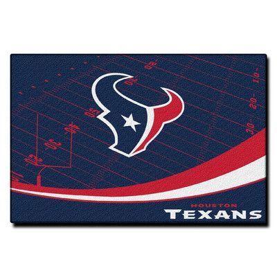 Northwest Co. NFL Texans Extra Point Mat