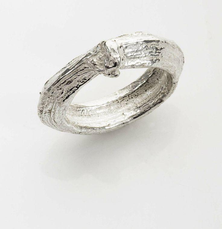 Sterling Branch Ring
