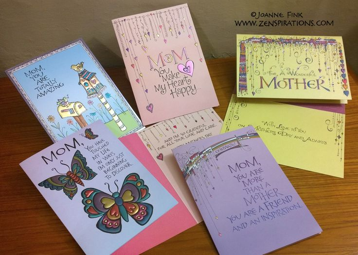 If you like to color, check out the FREE downloadable Mother's Day card on this week's Zenspirations blog. Stay Zenspired!