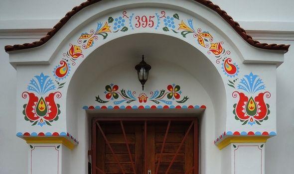 omalovánky česk domy - Google Search
