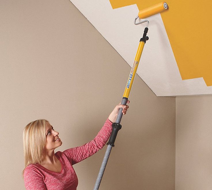 HomeRight Paint Stick: Paint Your Walls in Just Minutes Mess-Free - GoodGood