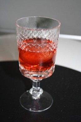 Fotoricetta: liquore fragolino