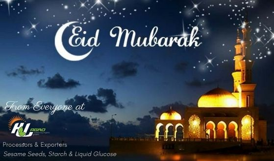H.L. Agro wishes a very joyous & blessed #EidAlAdha to everyone celebrating in India & around the world.