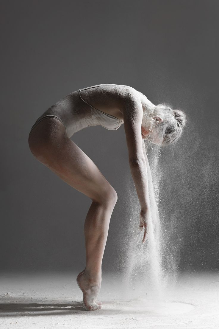 """Dancer and flour"", by Alexander Yakovlev."
