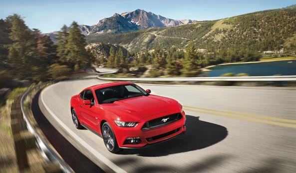 Ford de México | Ford Mustang