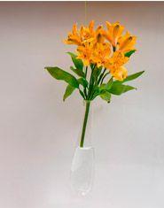 Gota - Florero colgante. $20.000 COP. Compra aquí--> https://www.dekosas.com/productos/hogar-decoracion-boniko-florero-colgante-gota-detalle