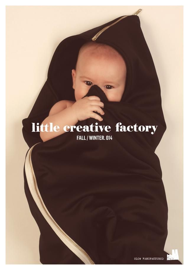 Little creative factory baby!