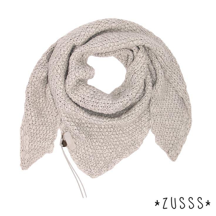 Zusssie l Sjaal om in te wonen poedergrijs l http://www.zusss.nl/product/zusssie-sjaal-om-in-te-wonen-poedergrijs/