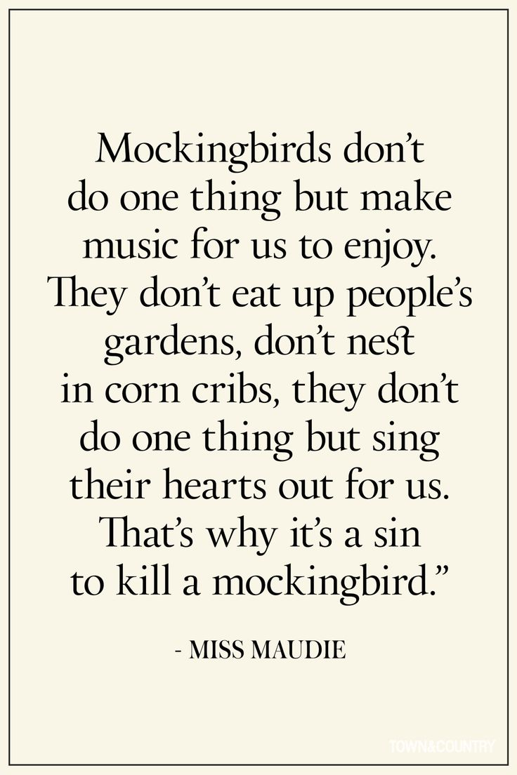 Harper Lee's Best Quotes  - TownandCountryMag.com