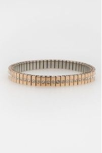 Rose Gold Stainless Steel 6-2G