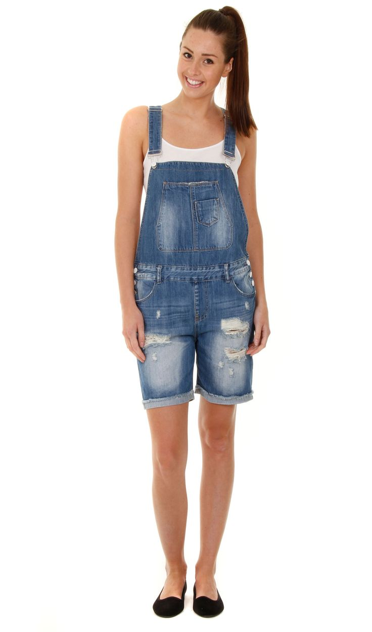 17 Best ideas about Womens Dungarees on Pinterest | Apron dress, Japanese apron and Linen tunic