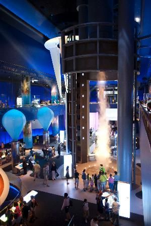 Museum of Science and Industry in Chicago