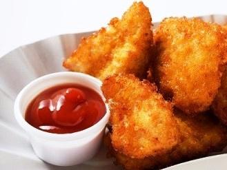 Resep lauk pauk anak dari Udang : Resep nugget udang