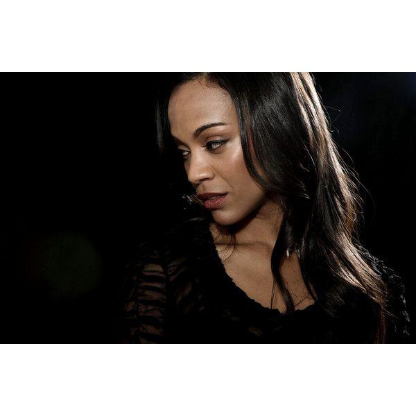 Zoe Saldana ❤ liked on Polyvore featuring zoe saldana and marvel