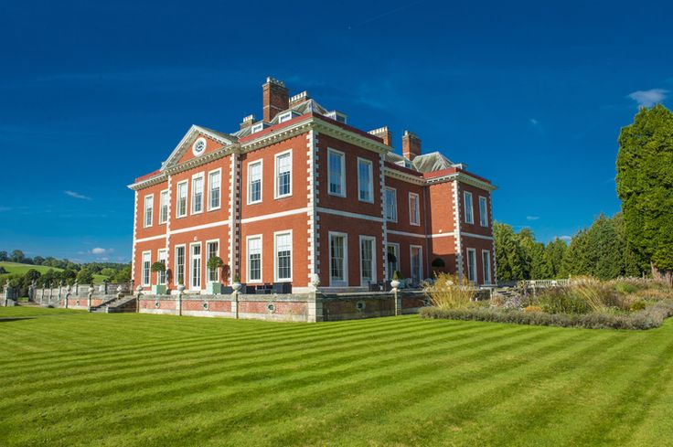 THE ENGLISH COUNTRY HOUSE: Fawley Court, Buckinghamshire