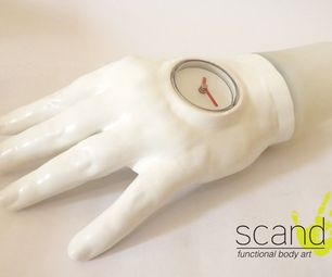 3D Printing Prosthetic Hand - Make it Real Challenge: Please Vote
