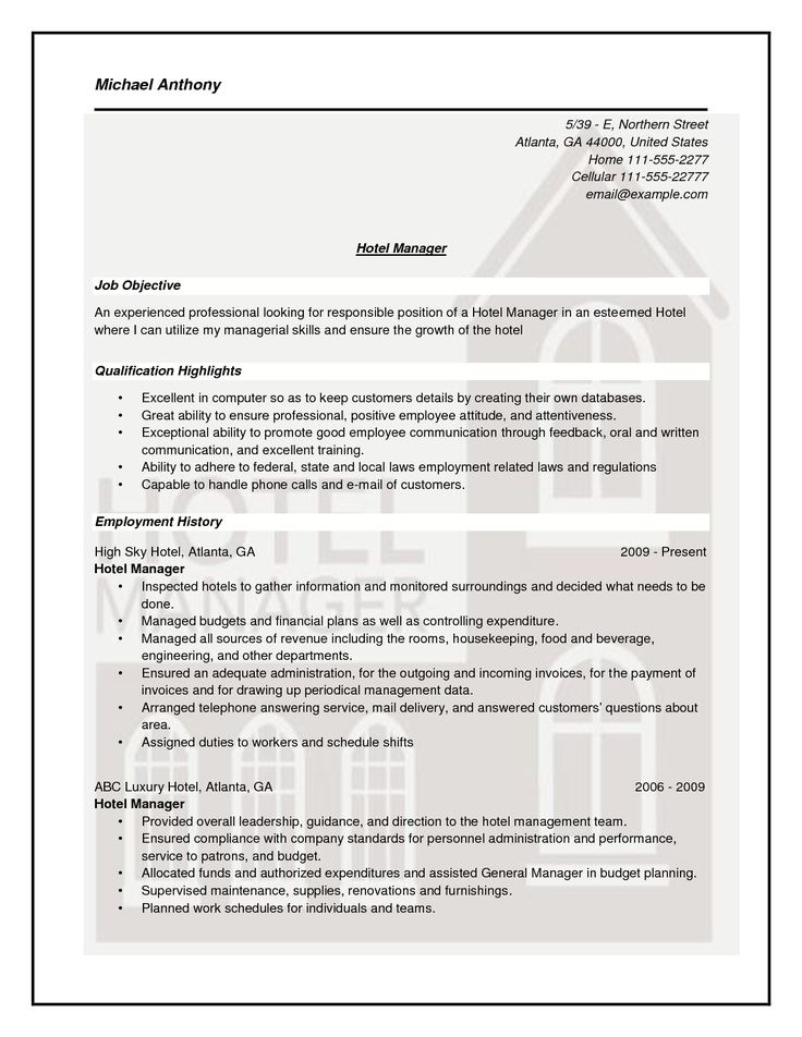 doc housekeeping supervisor resume template sample samples Home - sample schedules