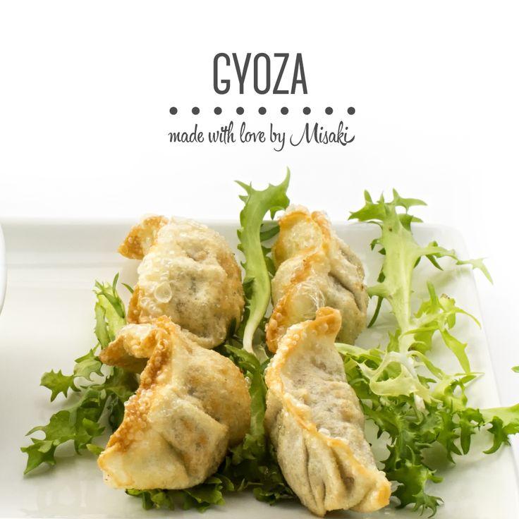 L'ultima creazione del nostro #Chef:    #Gyoza    #Ravioli fritti #Giapponesi con #Verdure, #Pollo o #Gamberi e Verdure Chi viene ad assaggiarlo? #Misaki #Sushi #Pompei