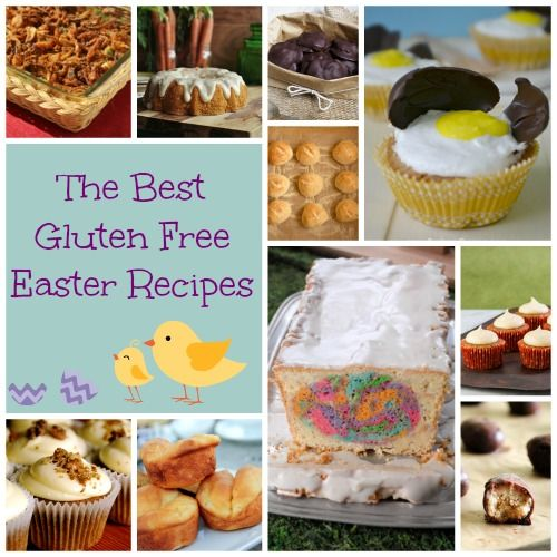 61 best gluten free easter recipes images on pinterest easter the best gluten free recipes 28 easy easter recipes negle Image collections