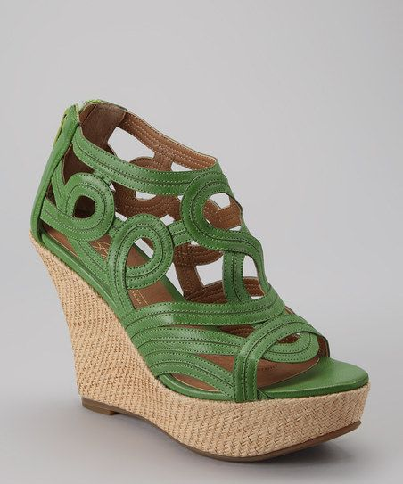 gwyneth shoes green olive wedge sandal olives sandals