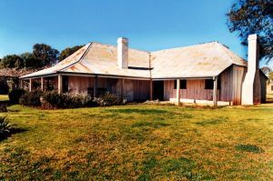 Dubbo country homestead