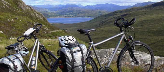 Biketeam Radreisen Schottland