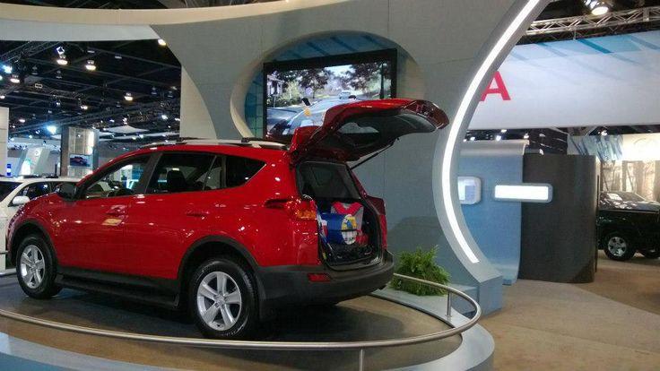 El Auto Show se encuentra en su 93º aniversario de la presentación anual de la asociación de concesionarios de automóviles de BC. Es el tercer evento más grande de Canadá y uno de los principales eventos de exhibición de automóviles de Norteamérica occidental.