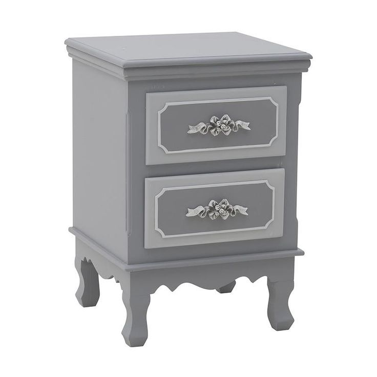 Bed Side Table - Drawers - Consoles - FURNITURE - inart