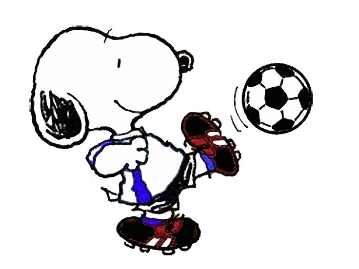 Snoopy Soccer | Junior Golf Academy | Pinterest | Snoopy, Snoopy ...