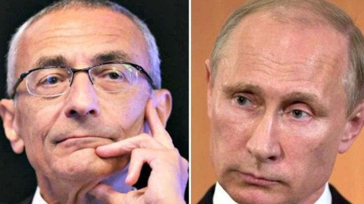 Wikileaks BOMBSHELL: Clinton campaign chief owned 75,000 shares in Putin-connected energy company