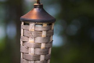 How to Make a Tiki Torch Wick (5 Steps) | eHow easy