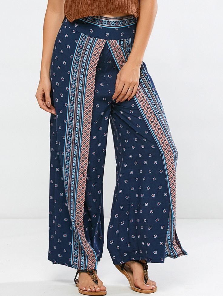 $14.42 High Rise Wide Leg Exumas Pants