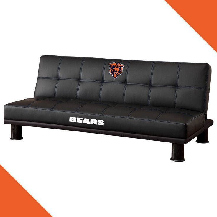 Phyllo Chicago Bears Futon Bear, Chicago Bears Furniture