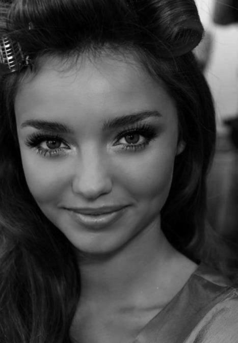 Miranda is beautiful.