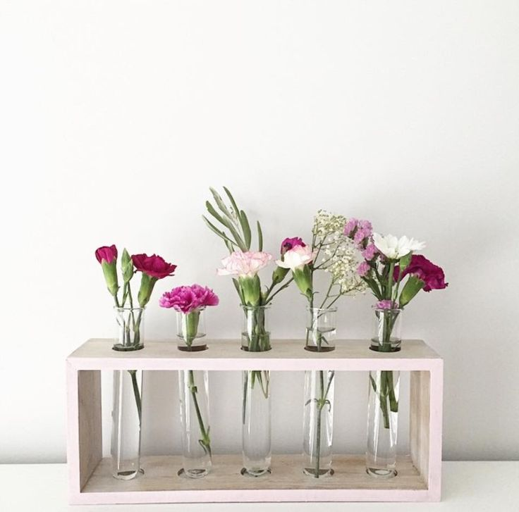 Top 20 Homewares At Kmart - Kmart Test Tube Vases RRP $7.00
